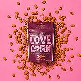 BBQ LOVE CORN - 1.6oz (10 BAGS) Crunchy Corn, Delicious, Gluten-Free, Vegan, Non-GMO