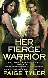 Her Fierce Warrior (X-OPS Series Book 4)