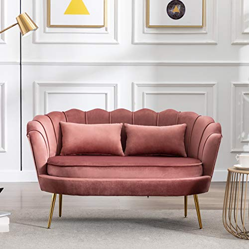 ADFBL Sofá moderno sofá doble sofá 2 plazas silla...
