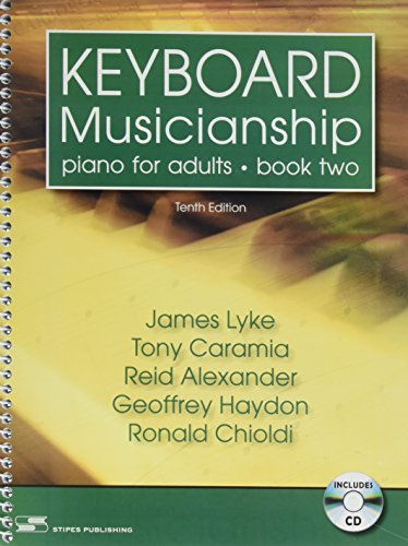 Keyboard Musicianship: Piano for Adults: 2