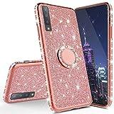 COTDINFOR Samsung Galaxy A20E Case Glitter Diamond Shining