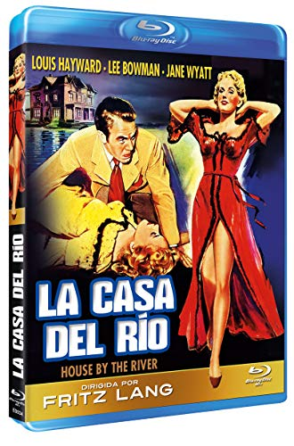 La casa del río (The house by the river) [1950] [BD-r] [Blu-ray]