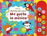 Me Gusta La Música. Deditos Curiosos