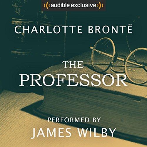 The Professor audiobook cover art