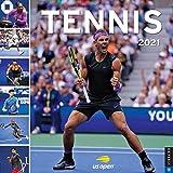 Tennis 2021 Wall Calendar: The Official U.S. Open Calendar