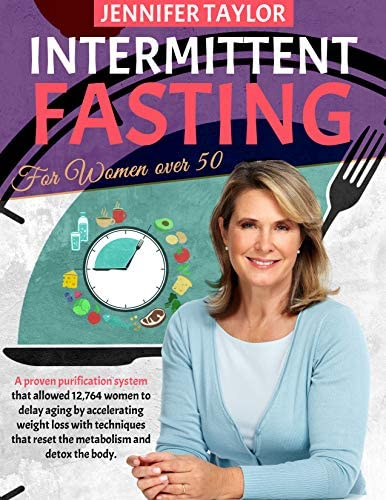 Intermittent Fasting For Women Over 50 A Proven Purification System That Allowed 12 764 Women product image