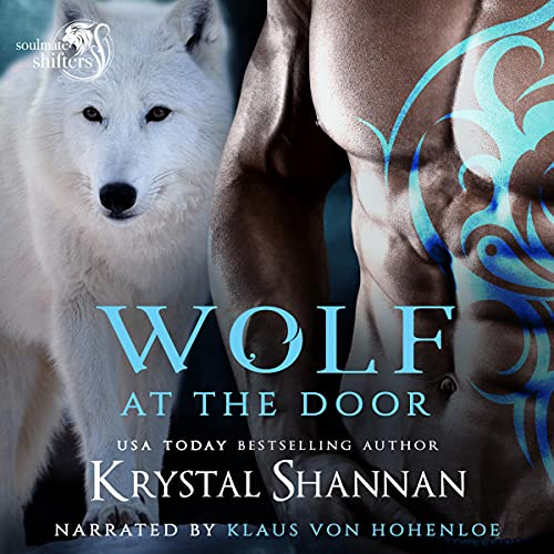 Wolf at the Door Audiobook By Krystal Shannan cover art