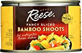Reese Sliced Bamboo Shoots, 8-Ounces (Pack of 12)
