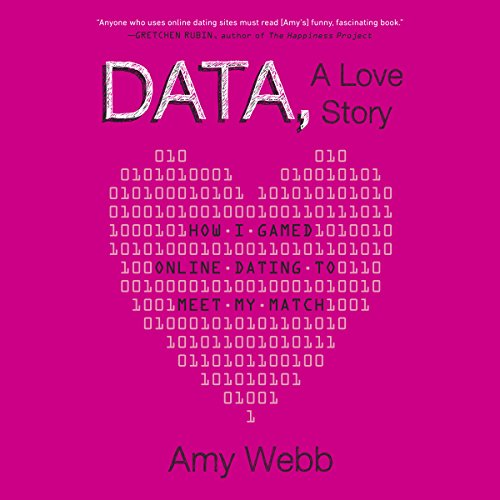 Data, A Love Story audiobook cover art