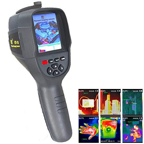DRAKE18 Cámara termográfica infrarroja/Pistola pulverizado