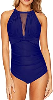Best high neck one piece swimsuit Reviews