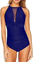 Best navy blue one piece swimsuit Reviews