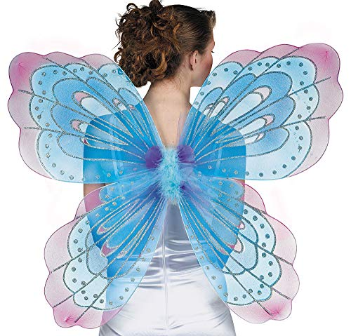 amscan Jumbo Butterfly Wings One Size, Multicolor (840013)