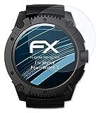 atFoliX Lámina Protectora de Pantalla Compatible con Matrix PowerWatch X Película Protectora, Ultra Transparente FX Lámina Protectora (3X)