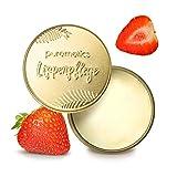 puremetics Zero Waste Lip Balm 'Erdbeere' | 100%...