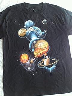 ディズニー プラネット Tシャツ カリフォルニアディズニーランド