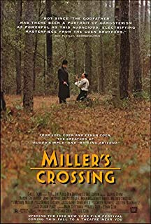 millers crossing poster