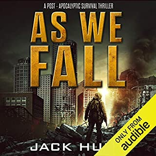 As We Fall: A Post-Apocalyptic Survival Thriller audiobook cover art