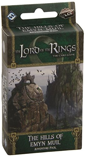 Fantasy Flight Lord of the Rings: The Hills of Emyn Muil Adventure Pack (Living Card Games), FFGMEC05