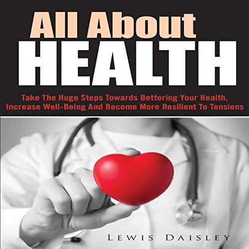 All About Health audiobook cover art