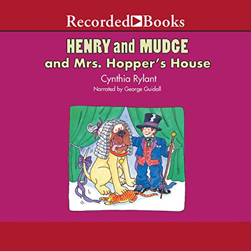 Couverture de Henry and Mudge and Mrs. Hopper's House