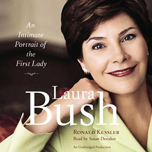 Laura Bush cover art