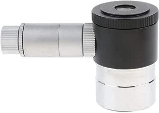 H HILABEE 1,25 Zoll 8 Mm Plossl Okular Und 1,25 Zoll 8 24 Mm Zoom Okularsatz Mehrfachverg/ütete Teleskop Objektivteile