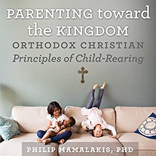 Parenting Toward the Kingdom audiobook cover art