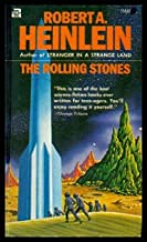 HEINLEIN JUVENILES: Rocket Ship Galileo; Space Cadet; Red Planet; Farmer in the Sky; Between Planets; The Rolling Stones; ...