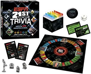 USAOPOLY ESPN 21st Century Trivia