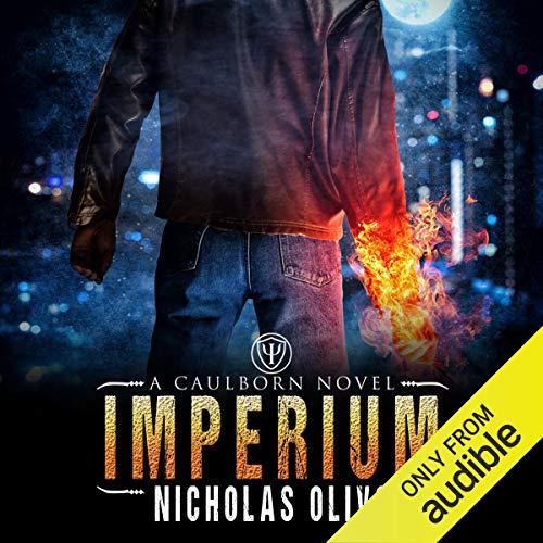 Imperium audiobook cover art