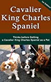 Cavalier King Charles Spaniel: Think Before Getting a Cavalier King Charles Spaniel as A Pet (English Edition) Kindle版[Stacie Miller/Amazon]