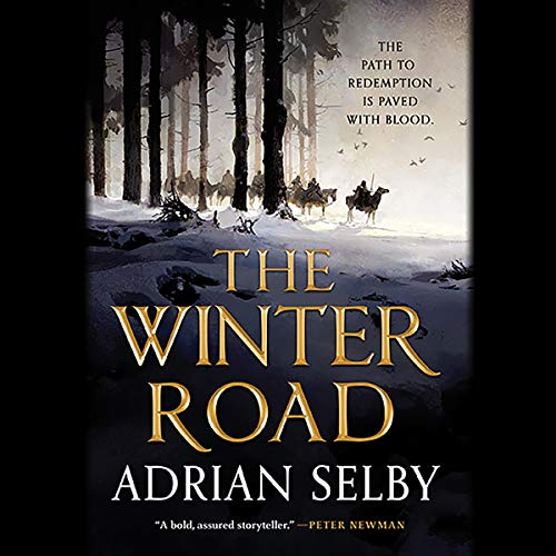 The Winter Road audiobook cover art