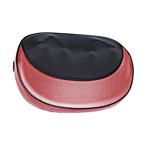 Rrooty Schlaf-Hilfe Cervical Massageeinrichtungen, Multifunktions Startseite Kissen for Nacken, elektrische Kissen for Taille