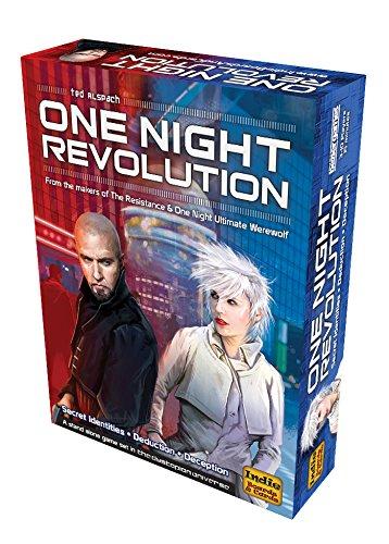 One Night Revolution Card Game