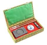 Quantum Abacus Calligrafica Basic: Set de caligrafía de 5 piezas en elegante caja de regalo, H-CGS-5-01