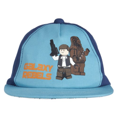 Lego Wear Jungen Galaxy Rebels ALEC 156B Baseball Cap, Blau (588 Midnight Blue), 52