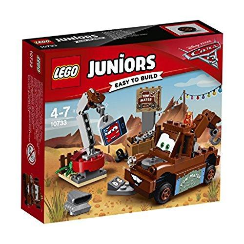 LEGO 10733 Juniors Il Discarica di Cricchetto