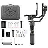 Zhiyun Crane 2S 3-Axis Handheld Gimbal Stabilizer for DSLR and Mirrorless Cameras Upgraded Focus Control Brand New FlexMount System Vertical Shooting 12-hour Runtime 0.96' OLED Screen
