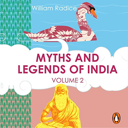 Myths and Legends of India, Vol. 2 cover art
