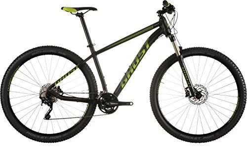 Ghost Tacana 5 black/limegreen/grey Rahmengröße 52 cm 2015 Mountainbike Hardtail