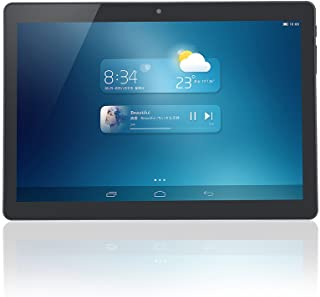 Lectrus Tablet 10 inch Android 8.1 Oreo (GMS Certified), 32GB Storage,Tablet PC with Dual Sim Card Slots,Dual Camera,3G/WiFi,Bluetooth,GPS.Compatible with Google Play, Netfilx, YouTube