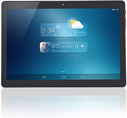 $95 Get Lectrus Tablet 10 inch Android 8.1 Oreo (GMS Certified), 32GB Storage,Tablet PC with Dual Sim Card Slots,Dual Camera,3G/WiFi,Bluetooth,GPS.Compatible with Google Play, Netfilx, YouTube
