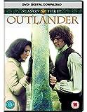 Outlander (2014) -Season 03 [DVD + Digital] [Import Italien]