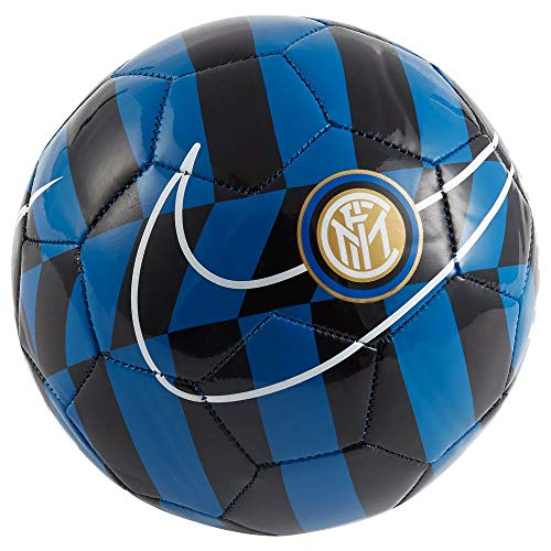 Nike Inter-Milan Skills, Palloni da Calcio da Partita Unisex – Adulto, Multicolore (Blue Spark/Black/White), Miniball