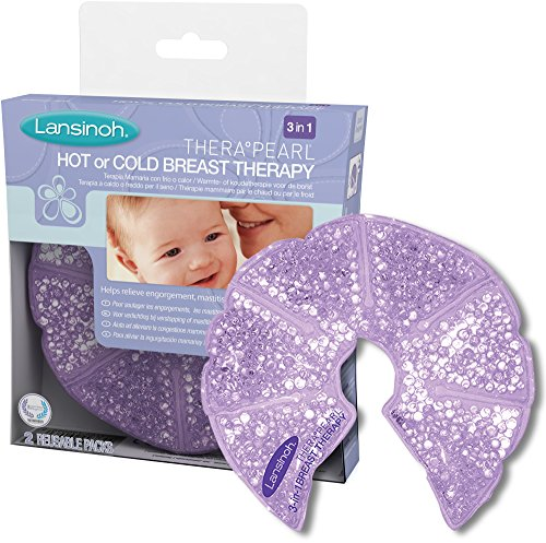 『Lansinoh TheraPearl 3-in-1 Breast Therapy, 1 Count by Lansinoh [並行輸入品]』のトップ画像