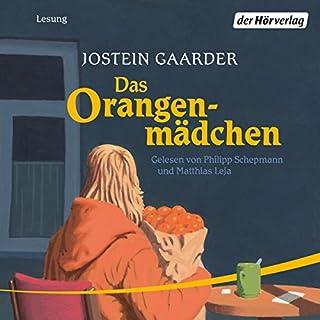 Das Orangenmädchen Titelbild