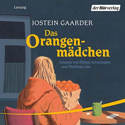 Das Orangenmädchen                   Autor:                                                                                                                                 Jostein Gaarder                               Sprecher:                                                                                                                                 Philipp Schepmann,                                                                                        Matthias Leja                      Spieldauer: 2 Std. und 37 Min.     101 Bewertungen     Gesamt 4,3
