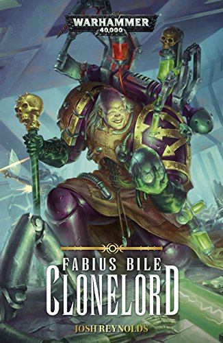 Clonelord (Fabius Bile Book 2)