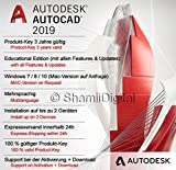 AutoDesk AutoCAD 2019 | Windows 64 bit | Fast Delivery |3 year license